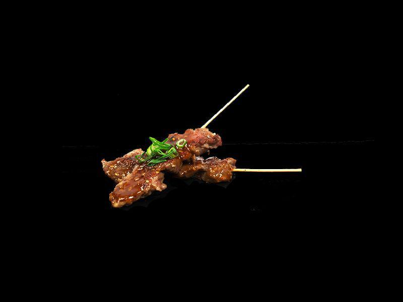 Lamb teriyaki