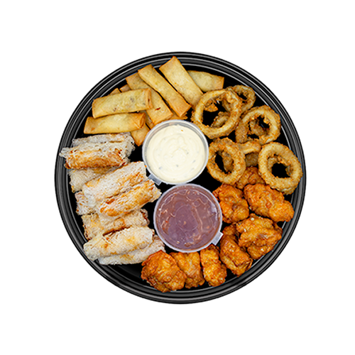 Small Fried Platter | 36 st