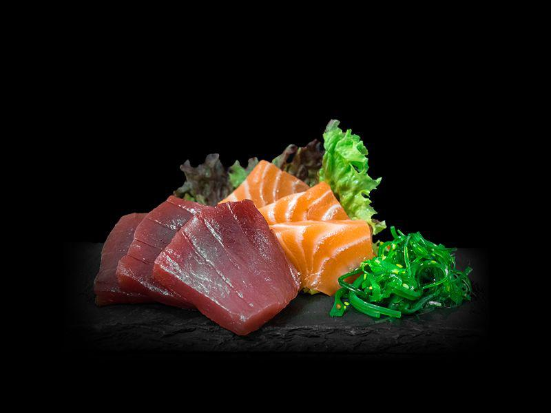 Sashimi couple €7,75